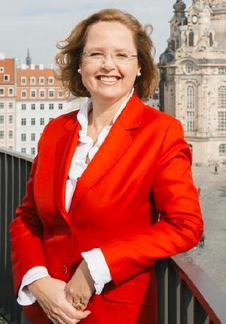 Dr. Bettina Bunge aus DresdenPHOTO: SVEN DÖRING