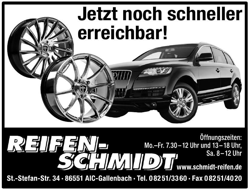 Reifen-Schmidt