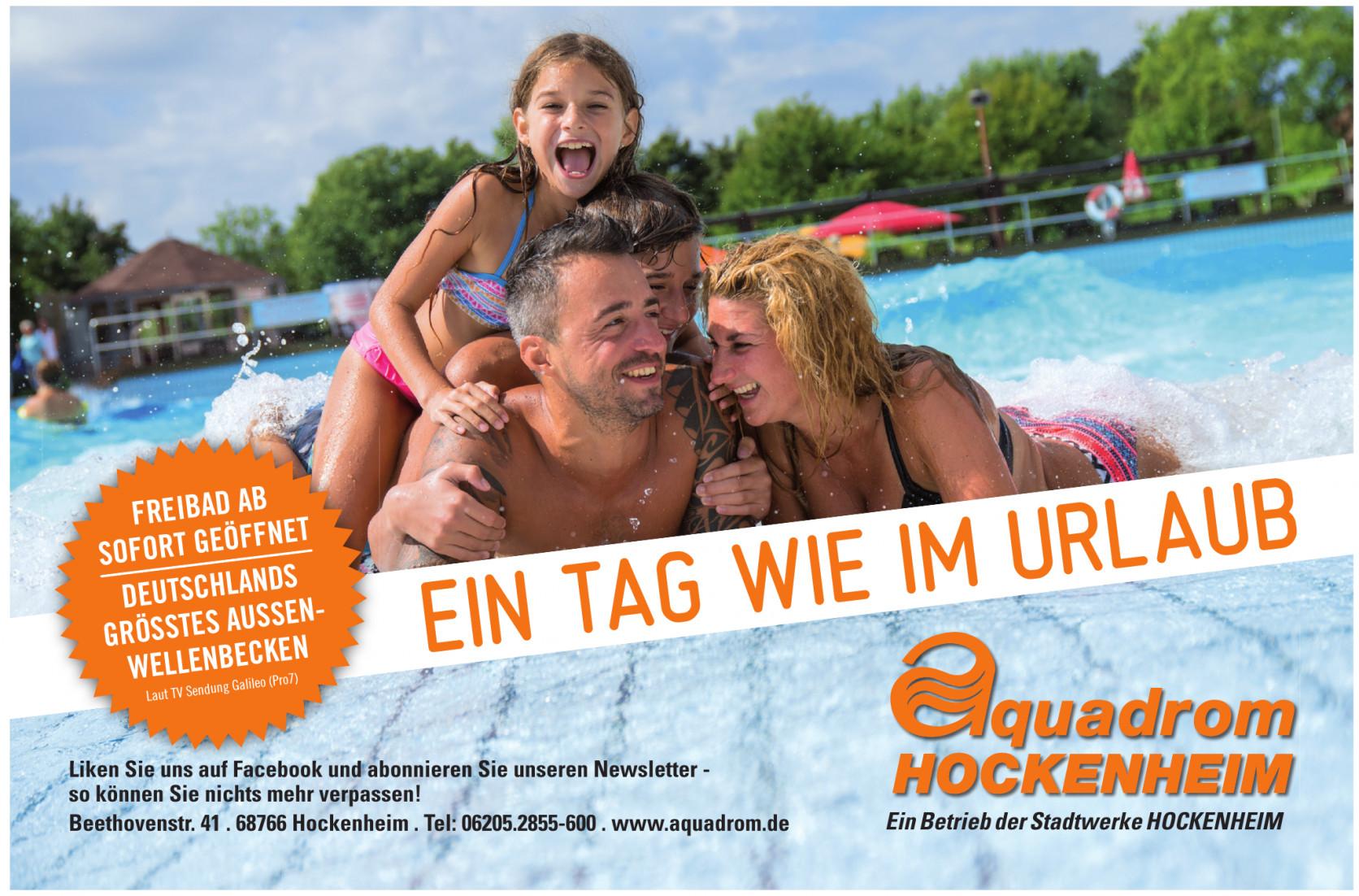Aquadrom Hockenheim
