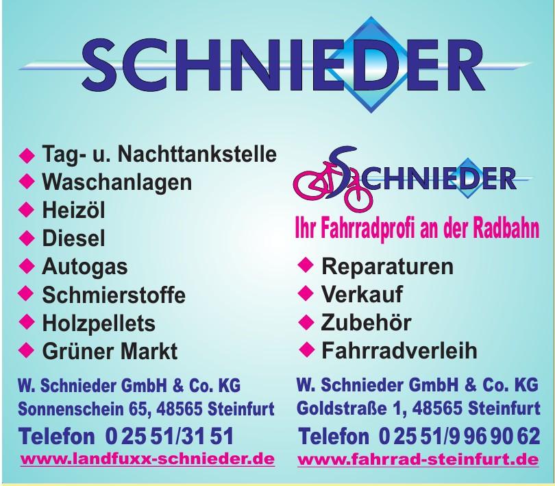 W. Schnieder GmbH & Co. KG