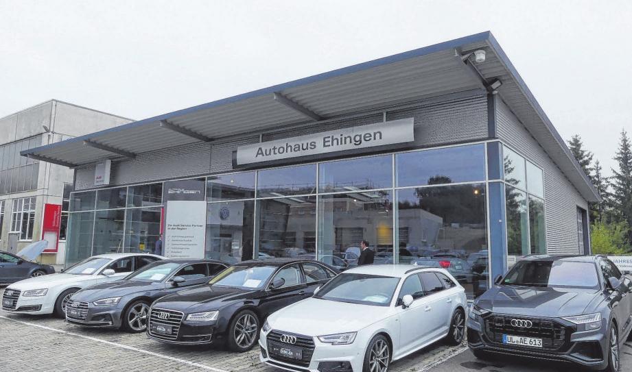 Autohaus Ehingen: Tag der offenen Tür am 21. Oktober Image 2