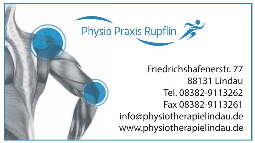 Physio Praxis Rupflin