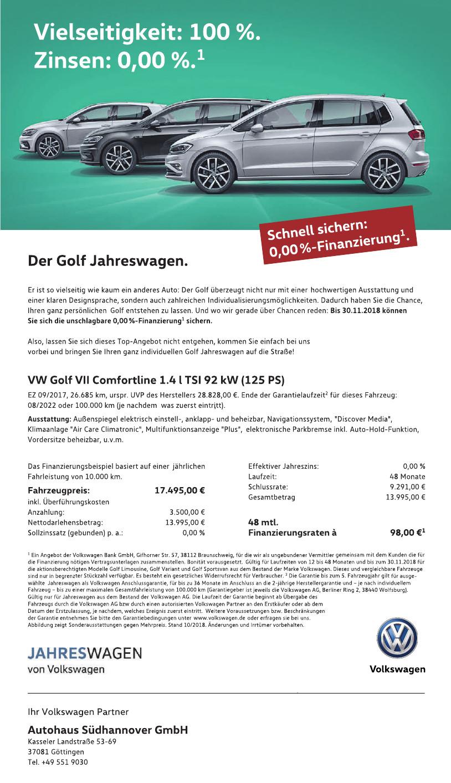 Autohaus Südhannover GmbH