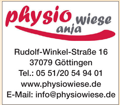 Physiowiese Anja