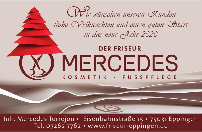Mercedes - Der Friseur