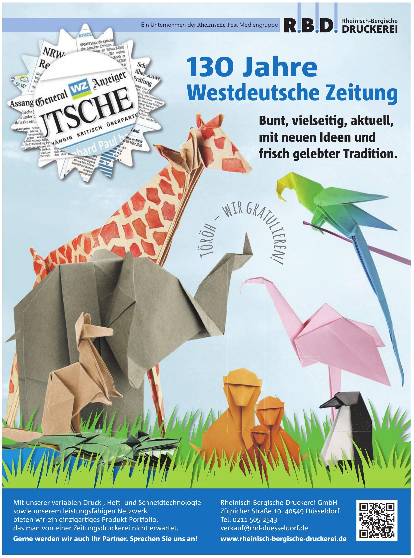 Rheinisch-Bergische Druckerei GmbH