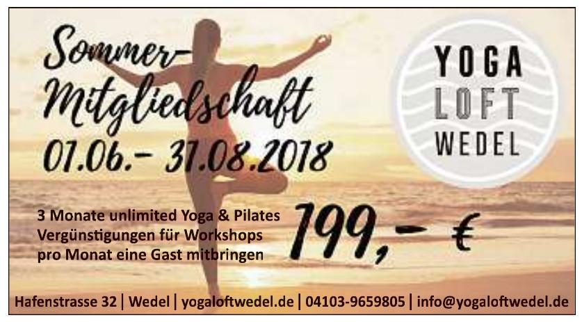 Yoga Loft Wedel