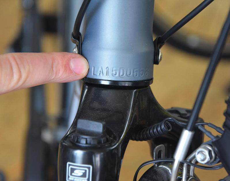 Massive Schlosser Und Fahrradpass App Schutzen Vor Verlust Des Bikes Aus Der Geschaftswelt Peiner Allgemeine Zeitung