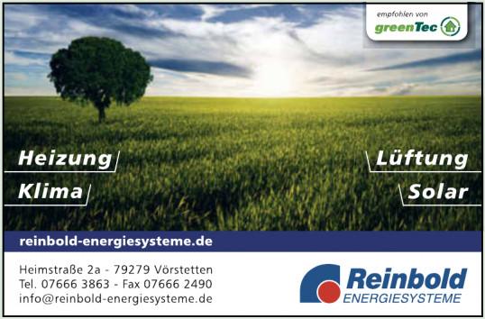 Reinbold Energiesysteme