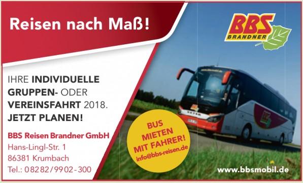 BBS Reisen Brandner GmbH