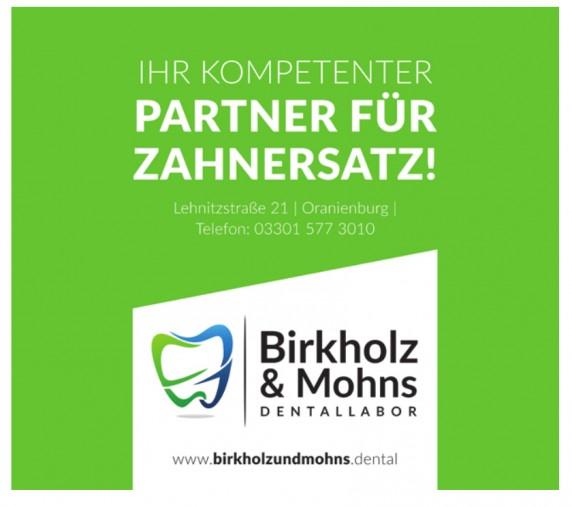 Florian Birkholz und André Mohns Dentallabor GbR
