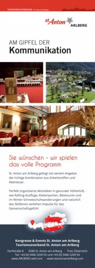Tourismusverband St. Anton am Arlberg