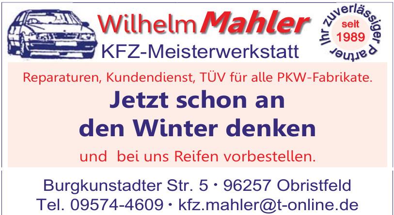 Wilhelm Mahler Kfz-Meisterwerkstatt
