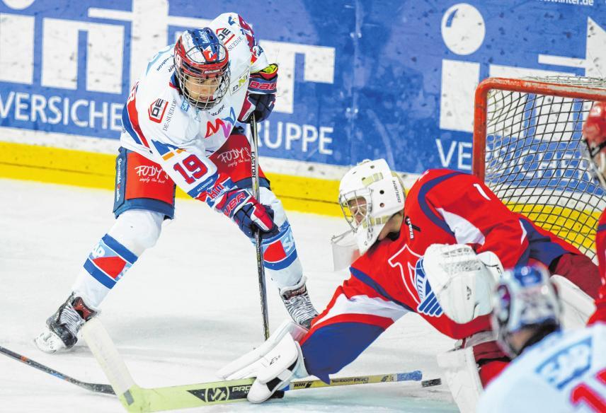 Mannheimer Jungadler: Nachwuchseishockey-Spieler bekommen Einblicke in Berufe und Fortbildungsmöglichkeiten