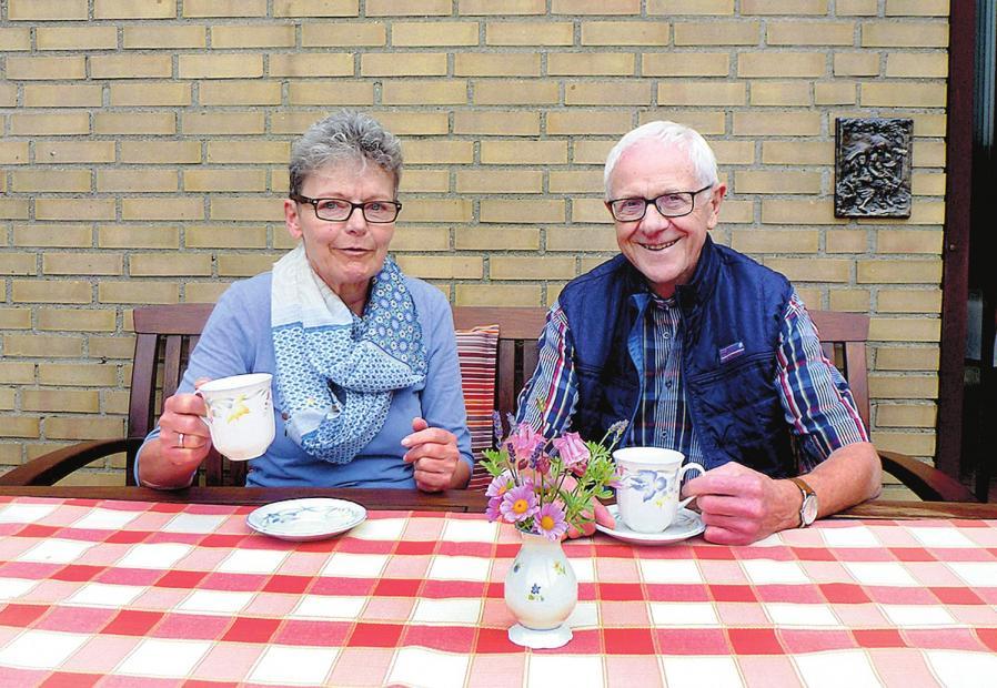 Ruth und Dietmar Kampe PR