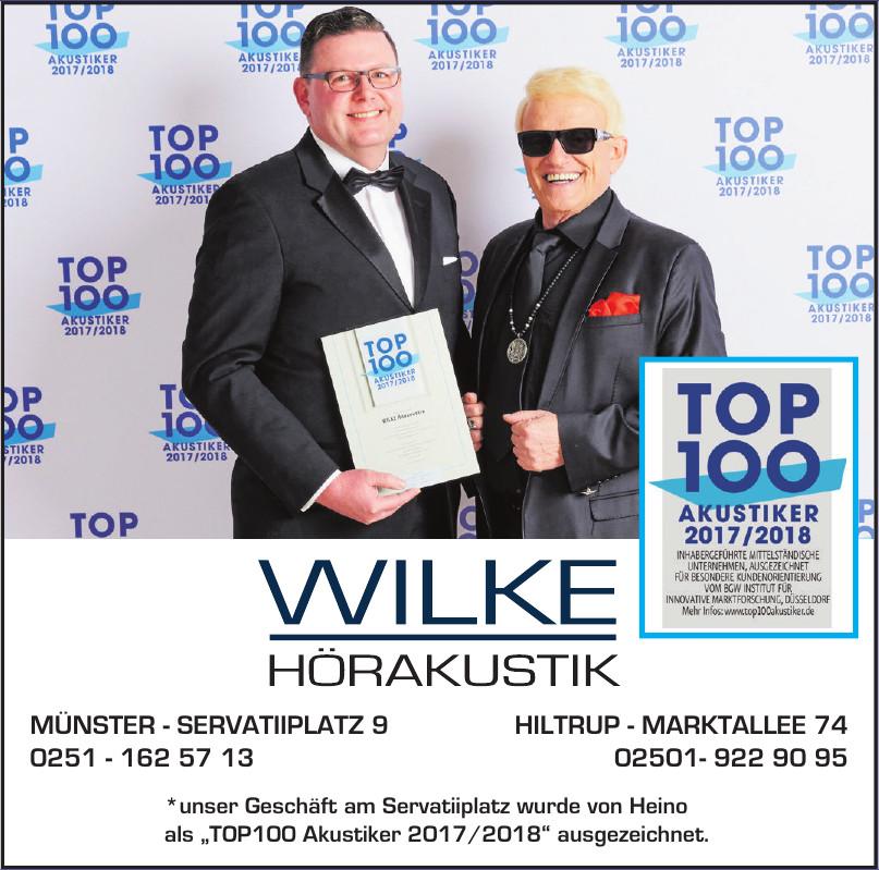 Wilke Hörakustik Hiltrup GmbH