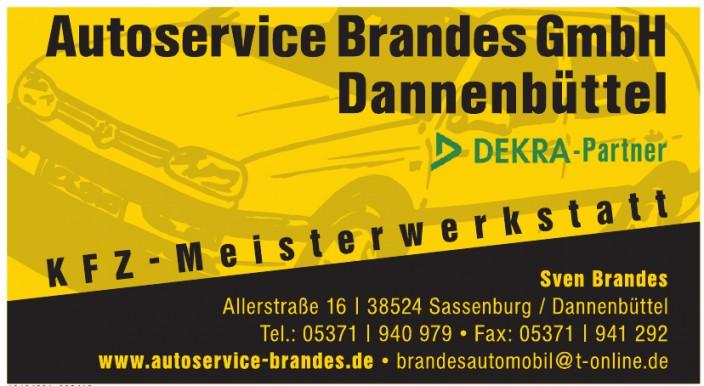 Autoservice Brandes GmbH