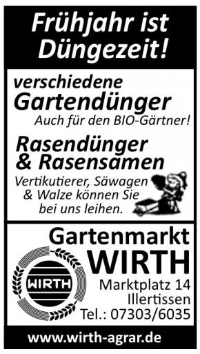 Gartenmarkt Wirth