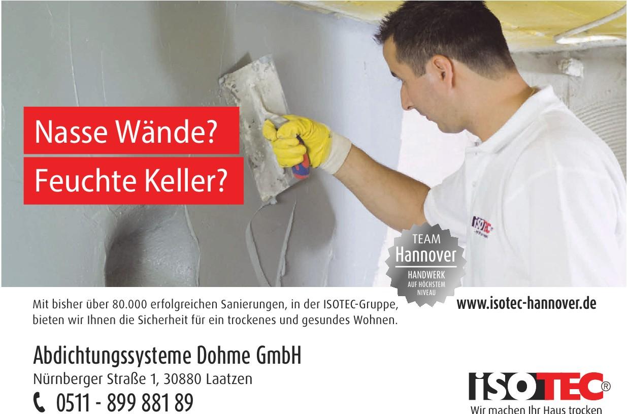 Abdichtungssysteme Dohme GmbH