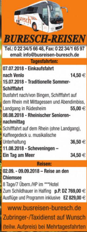 Buresch-Reisen