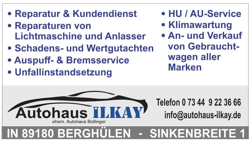 Autohaus Ilkay