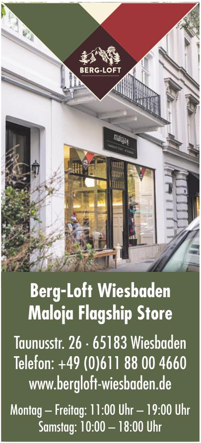 Berg-Loft Wiesbaden