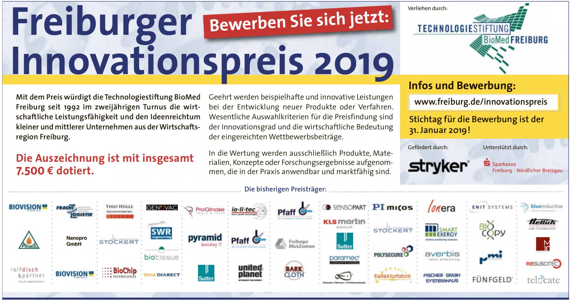 Technologiestiftung BioMed Freiburg