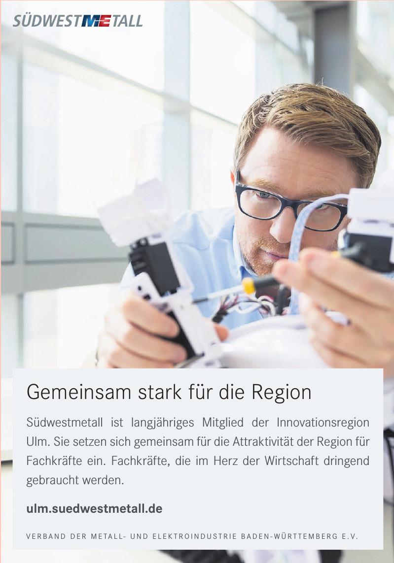 Verband der Matell- und Elektroindustrie Baden-Württemberg E.V.
