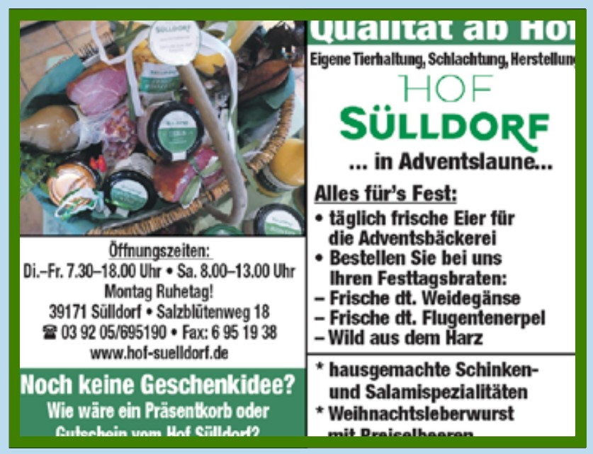 Hof Sülldorf