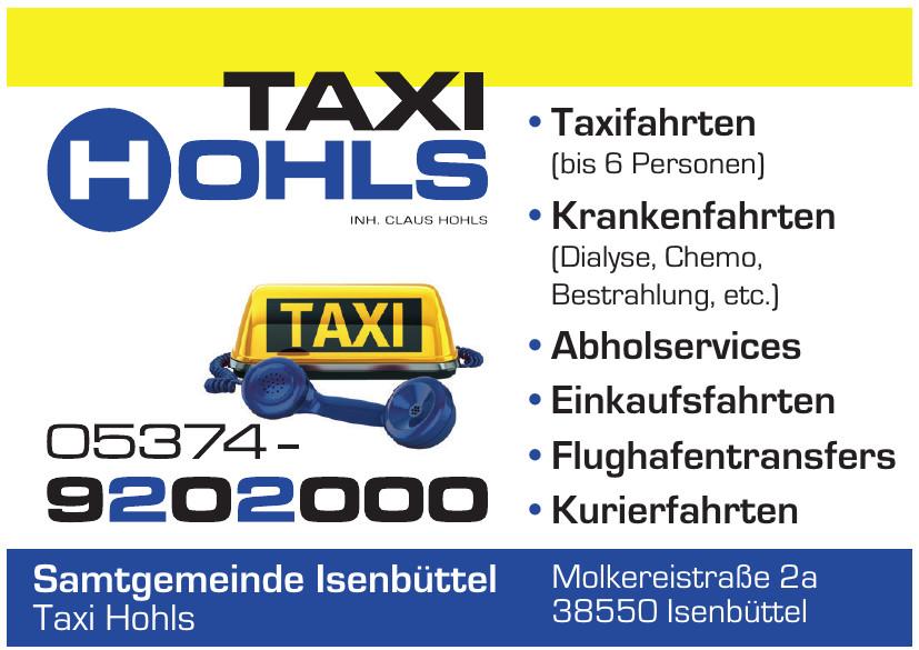 Taxi Hohls