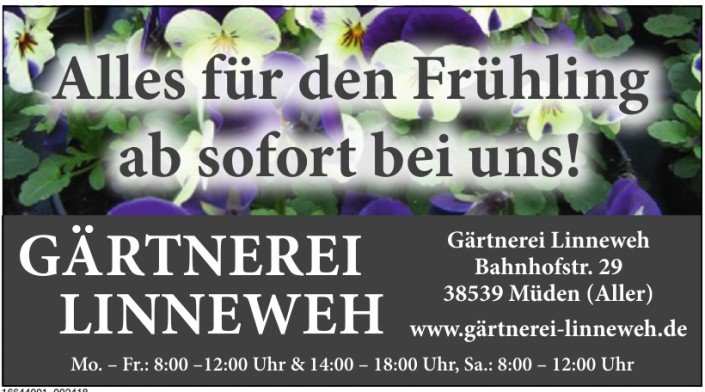 Gärtnerei Linneweh