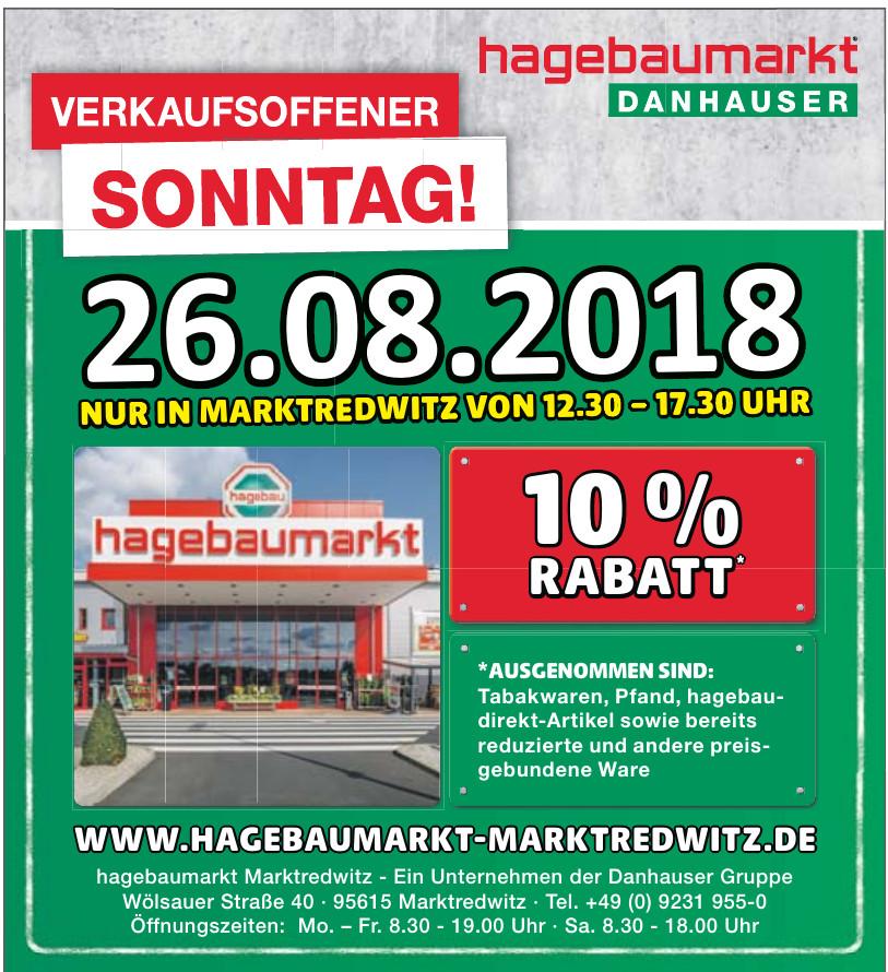 Hagebaumarkt Marktredwitz