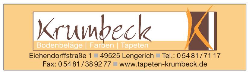 Krumbeck