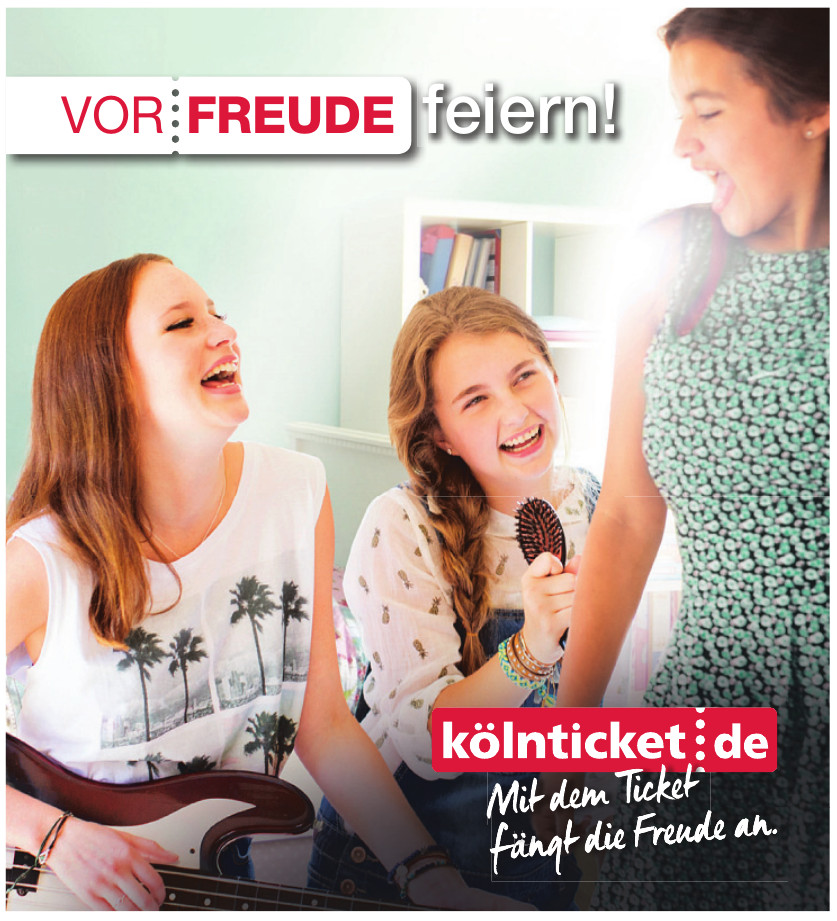 Köln Ticket