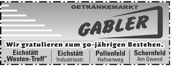 Getränkemarkt Gabler