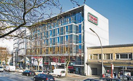 Hansa-Complet an der Lübecker Straße