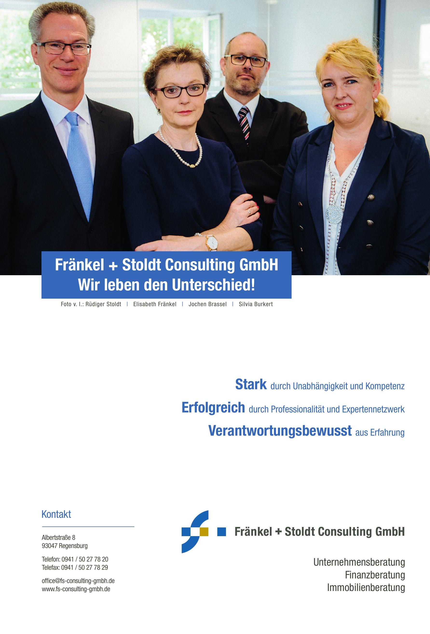 Fränkel + Stoldt Consulting GmbH