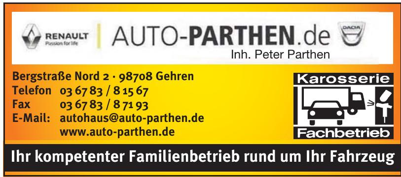 Autohaus Auto-Parthen.de