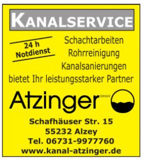 Atzinger Kanalservice