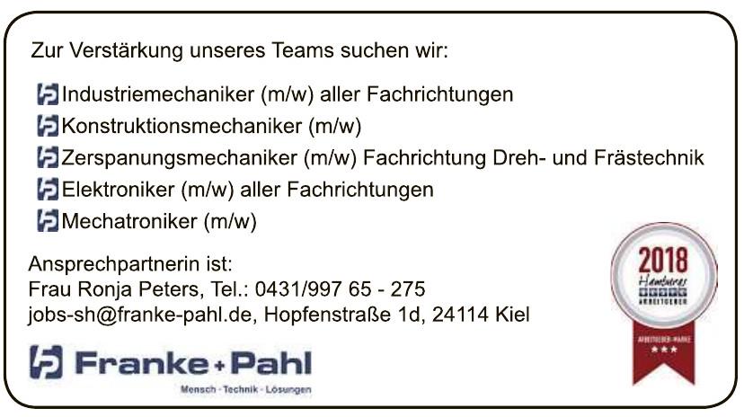 Franke + Pahl