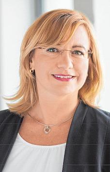Dessislawa Thordsen, Kundenberaterin in der IBB. IBB