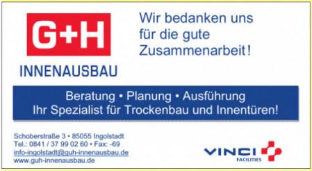 G+H Innenausbau