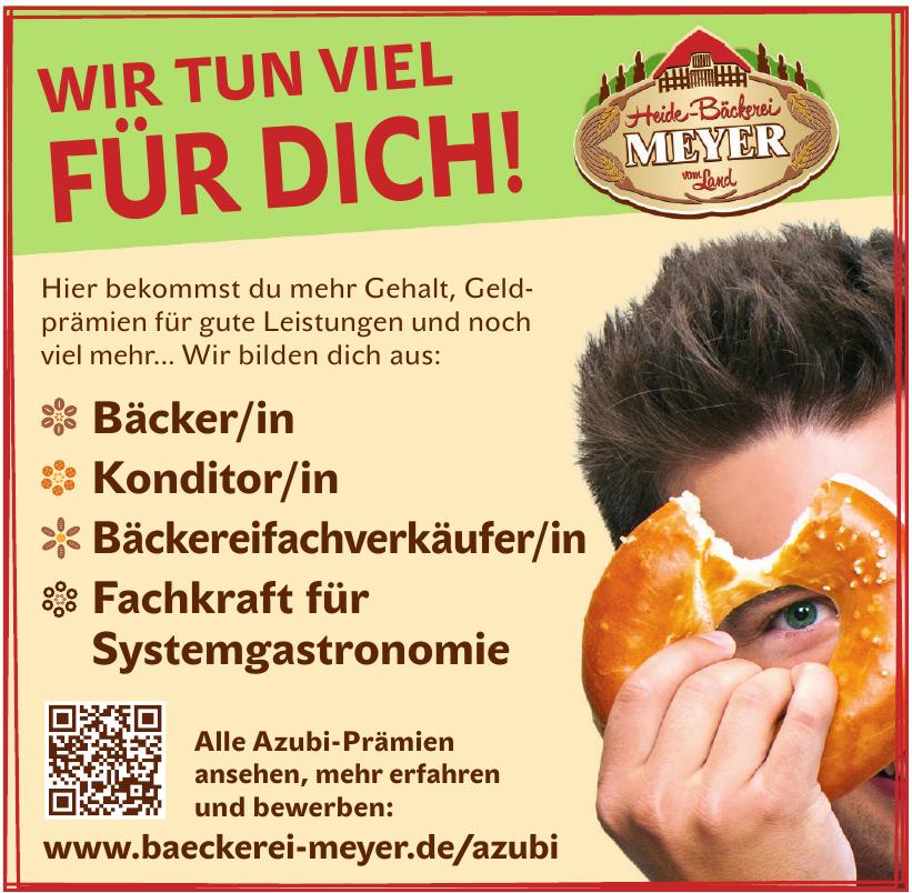 Heide-Bäckerei Meyer