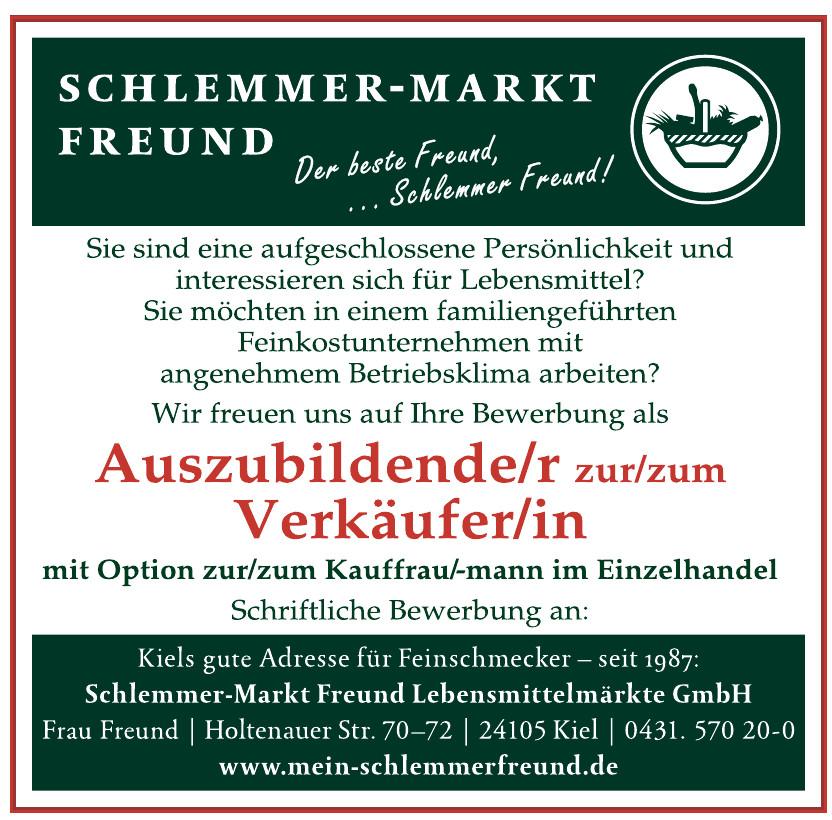 Schlemmer-Markt Freund Lebensmittelmärkte GmbH