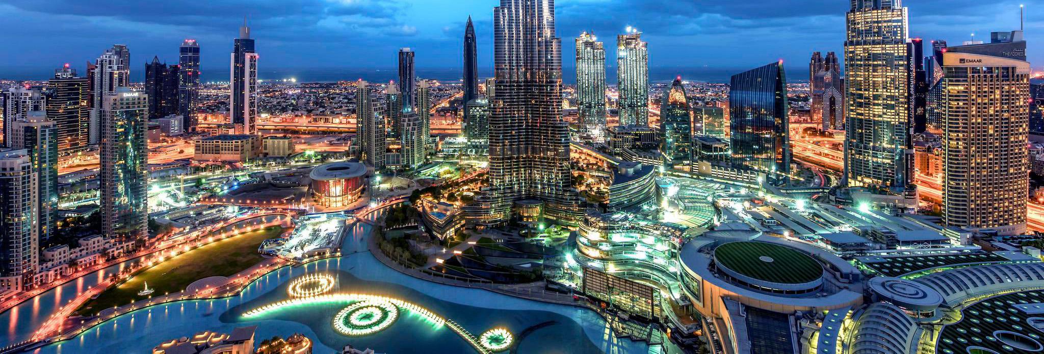 Delegierte unterstützen die Dubai Eyesight Charity Image 1