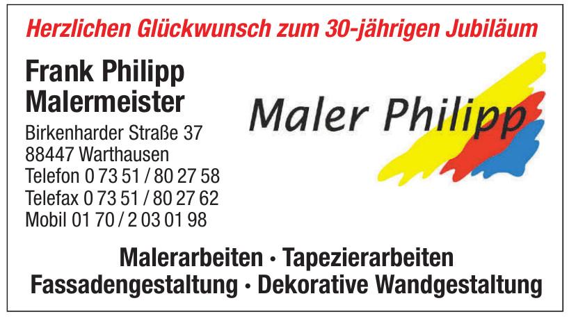 Frank Philipp Malermeister