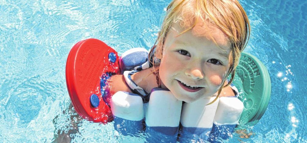 Schwimmen lernen leicht gemacht