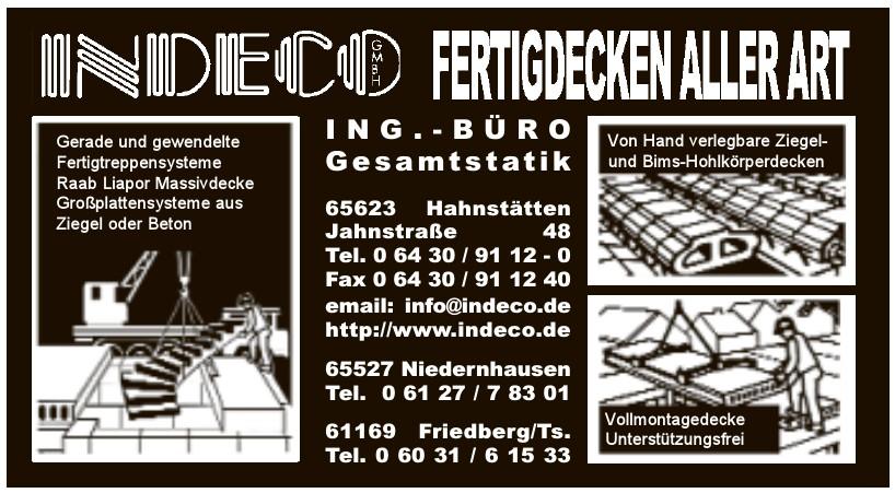 Indeco GmbH