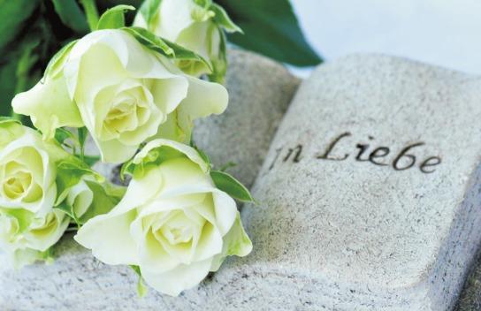 Orte der Trauer: Anker für Hinterbliebene Image 1