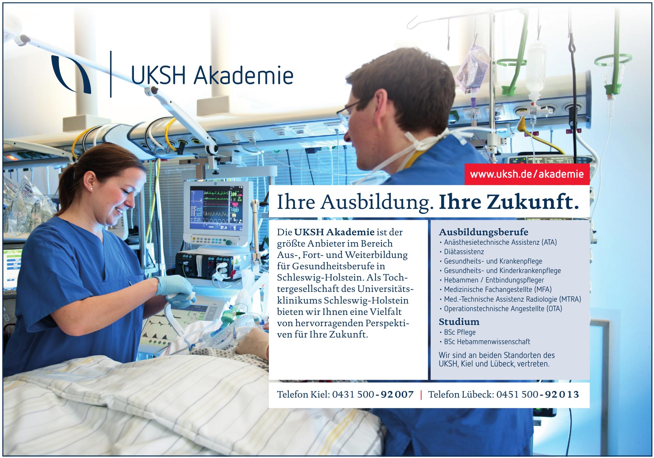 UKSH Akademie gGmbH